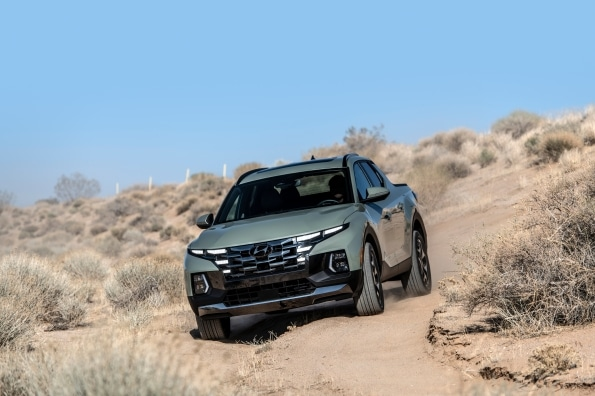 Hyundai terminó de presentar la nueva camioneta Santa Cruz Sport Adventure