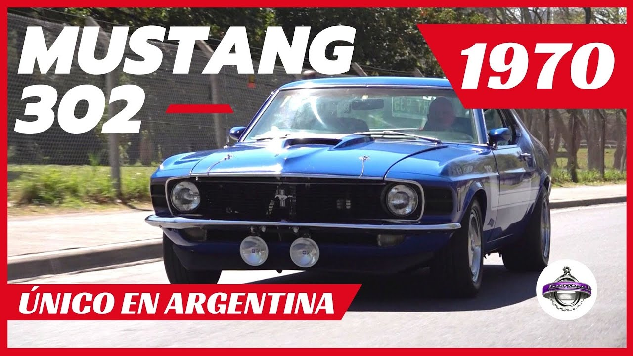 Ford Mustan 70´