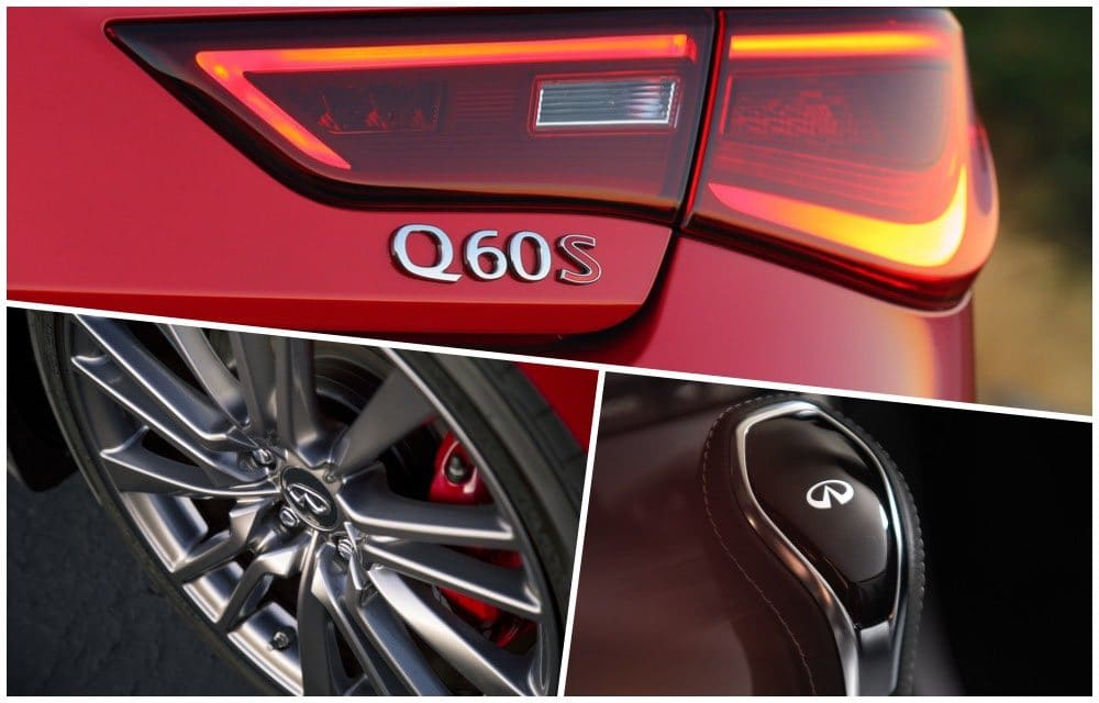021 Infiniti Q60 Red Sport 400