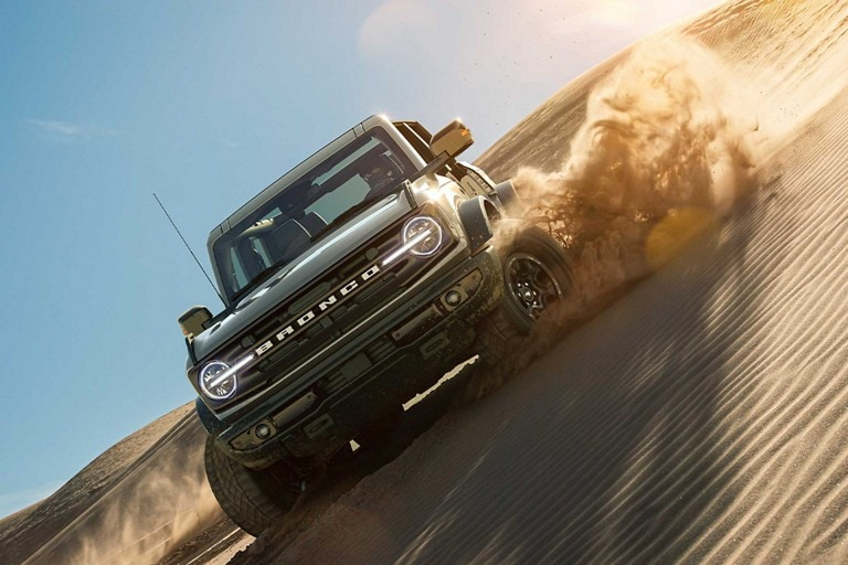 Ford Bronco, está de vuelta !!!