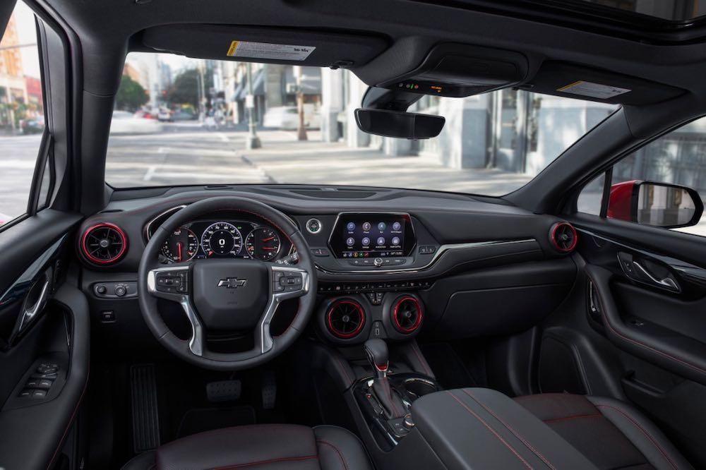 2021 Chevrolet Blazer