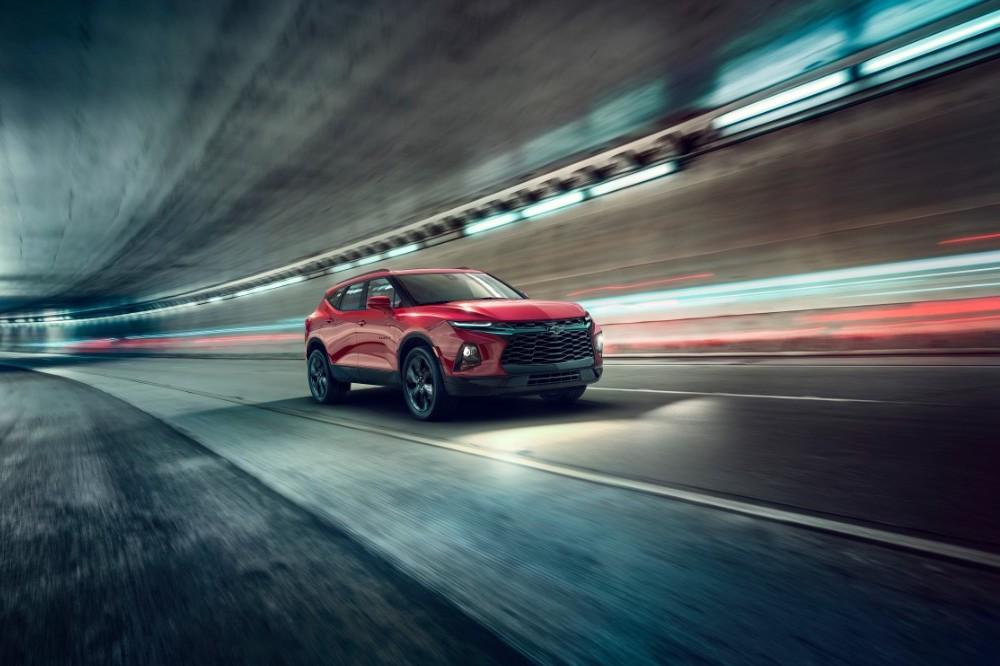 2021 Chevrolet Blazer RS: